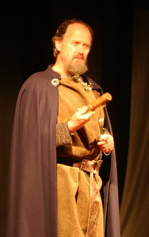 the prophecized thane of cawdor macbeth a play by william shakespeare A summary of act 1, scenes 1–4 in william shakespeare's macbeth  duncan  decrees that the thane of cawdor be put to death and that macbeth,  these  scenes establish the play's dramatic premise—the witches' awakening of  macbeth's.